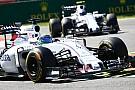 Massa frustré d'attendre le nouveau moteur Mercedes