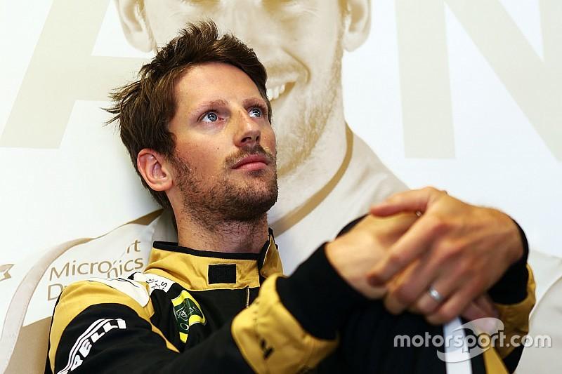 Romain Grosjean hat die Entscheidung über seine Formel-1-Zukunft getroffen