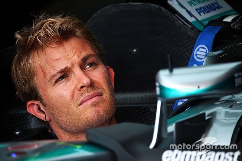 В Mercedes определились с мотором на машине Росберга