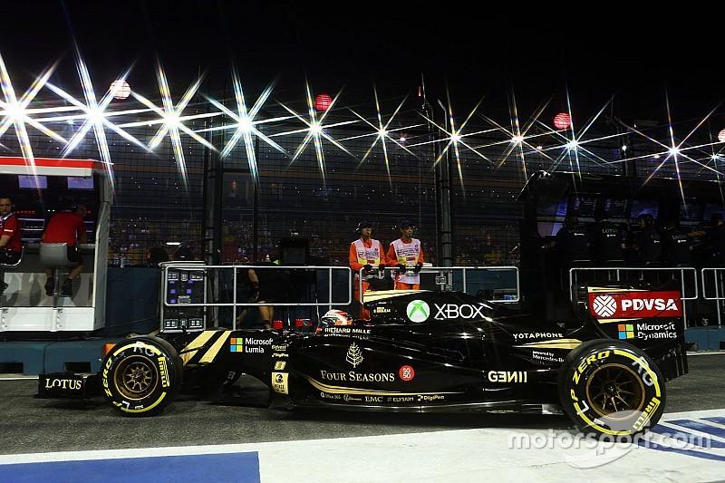 Photos - Vendredi au GP de Singapour