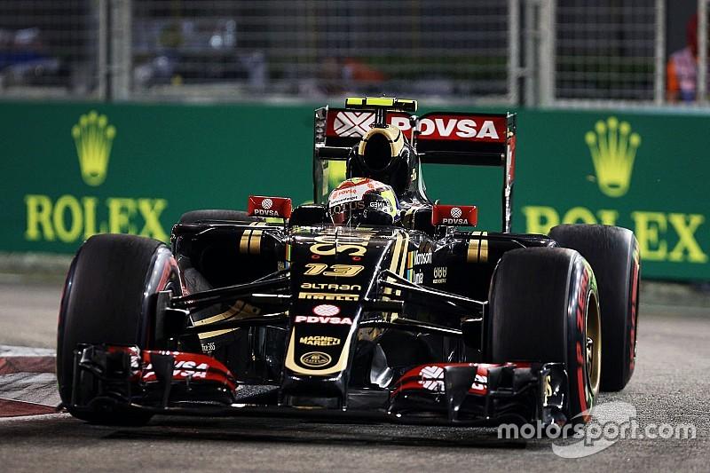 Maldonado no logró avanzar de la Q1
