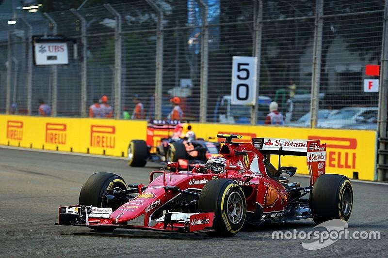 """Raikkonen: """"Spero di vedere due Ferrari sul podio"""""""