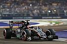Hulkenberg perderá tres posiciones en Japón