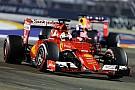 Ferrari recibió una citación de los comisarios