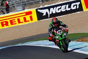 WSBK Résumé de course Tom Sykes entre victoire et défaite à Jerez