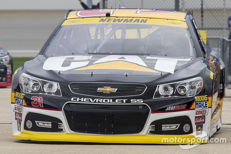 Newman off to another strong start in the Chase