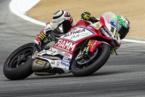 Beaucoup de travail et quelques chutes aux essais de Jerez