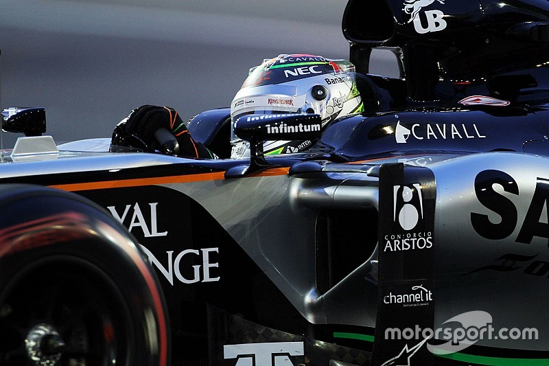 О продлении контракта Переса с Force India объявят в Мексике
