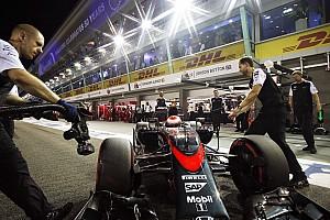 Formule 1 Actualités McLaren va tester des solutions pour sa boîte de vitesses