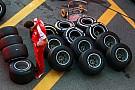 Pirelli предложила три состава шин на уик-энд в 2016 году