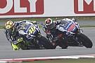 Márquez dice que Lorenzo es muy rápido