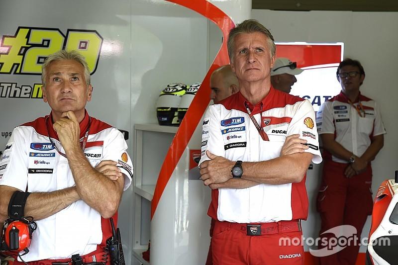Босс Ducati: Michelin будет в новинку для всех