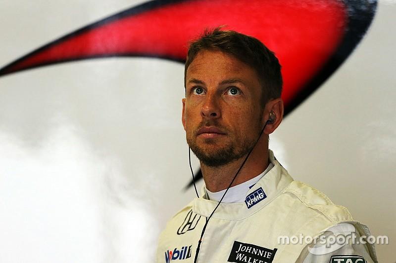McLaren espère convaincre Button de rester