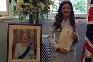 Fórmula 1 Últimas notícias Mulher de Bernie Ecclestone, brasileira se torna britânica