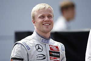 F3 Europe Qualifying report Nurburgring F3: Rosenqvist maintains top form with pole for first race
