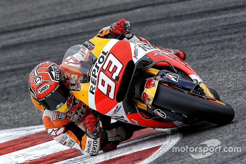 """Marquez: """"A parità di gomma eravamo molto vicini"""""""