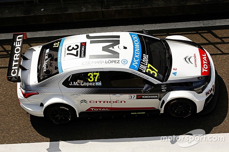 Shanghai WTCC: Lopez earns fifth pole of 2015