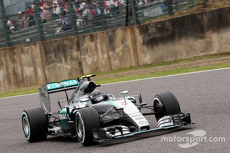 """Rosberg - """"Je ne pouvais pas accepter la 4e place"""""""