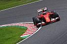 Räikkönen no siente que Ferrari mostrara su potencial en Japón