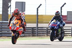 MotoGP Artículo especial Lorenzo está a sólo 14 puntos de Rossi