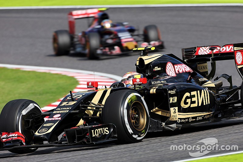 Lotus avoids administration after Renault LOI