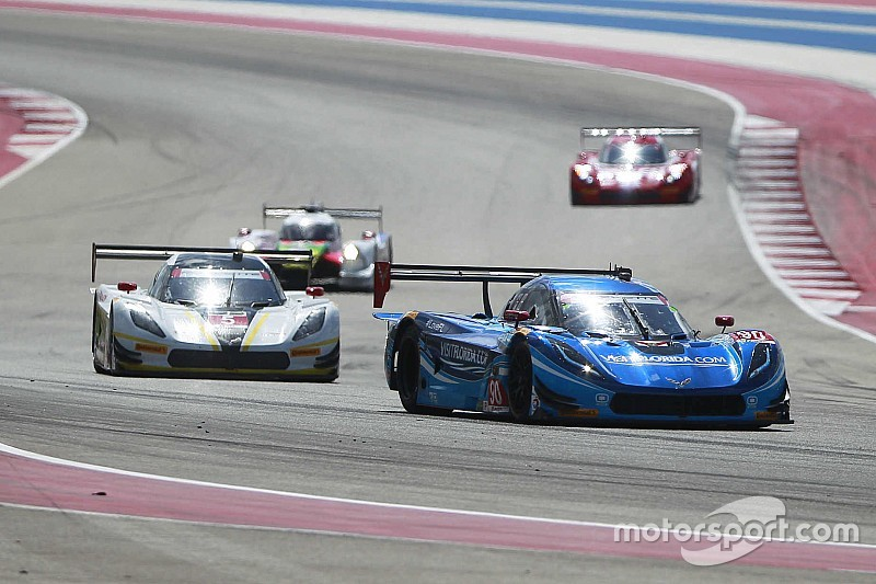 All-out battle for championship honors awaits Corvette DP and Ford EcoBoost teams at Petit Le Mans