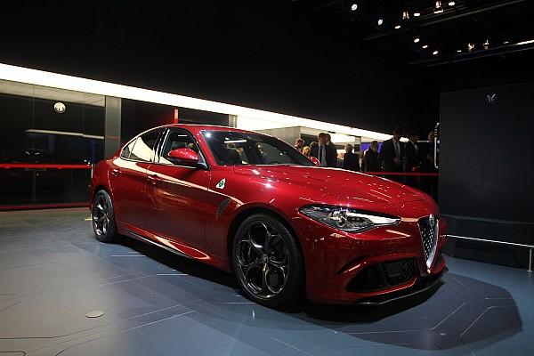 L'Alfa Romeo Giulia sera chère, mais performante