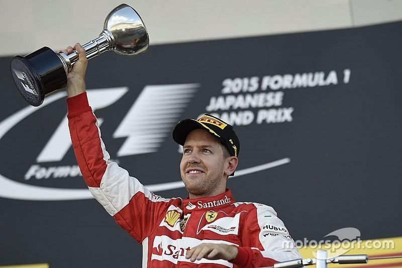 Vettel se battra pour le titre jusqu'au bout