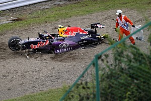 Formula 1 Breaking news Suzuka was a race to forget for Red Bull, says Horner