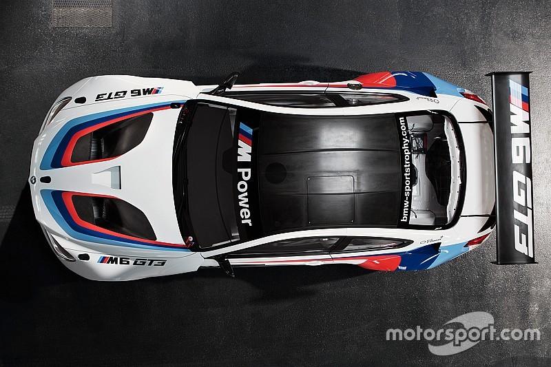 BMW confirme sa présence en 2016 avec la M6 GTLM et l'équipe RLL
