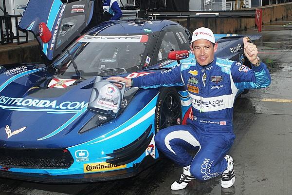 Richard Westbrook se lleva la pole para Petit Le Mans