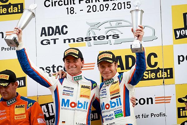 Asch/Ludwig take GT Masters title in Hockenheim finale