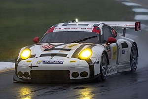 IMSA Race report Porsche shocks the field with Petit Le Mans overall victory