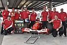Gené e la F2003-GA polverizzano il record del NOLA