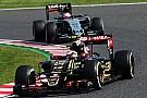 Lotus se battra contre Force India jusqu'au terme de la saison