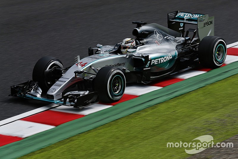 Mercedes mostra preocupação com escolha de pneus na Rússia
