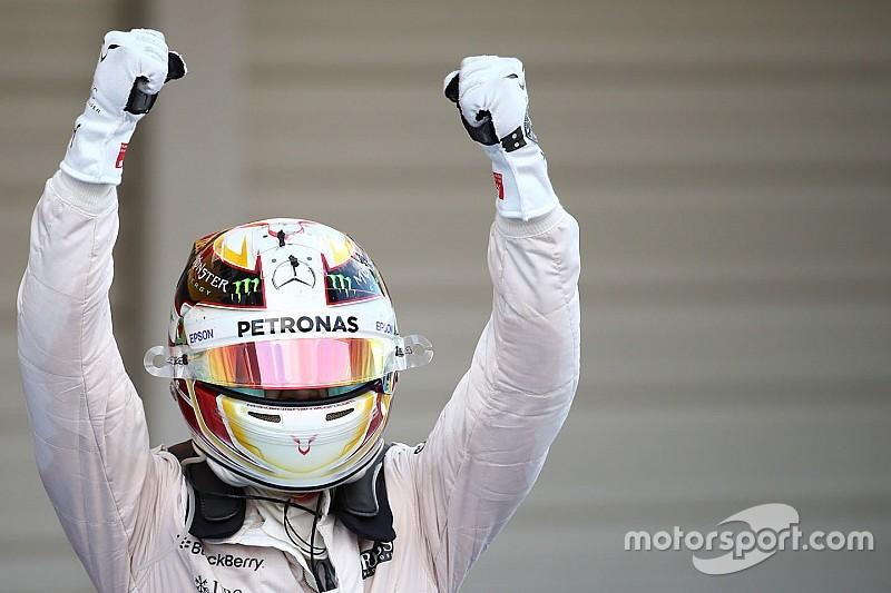 """Hamilton espera un fin de semana """"fantástico"""" en Sochi"""