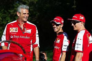 F1 突发新闻 法拉利满意引擎升级效果
