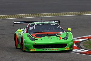 BSS Ultime notizie Bleekemolen a Zandvoort sulla Ferrari Rinaldi Racing