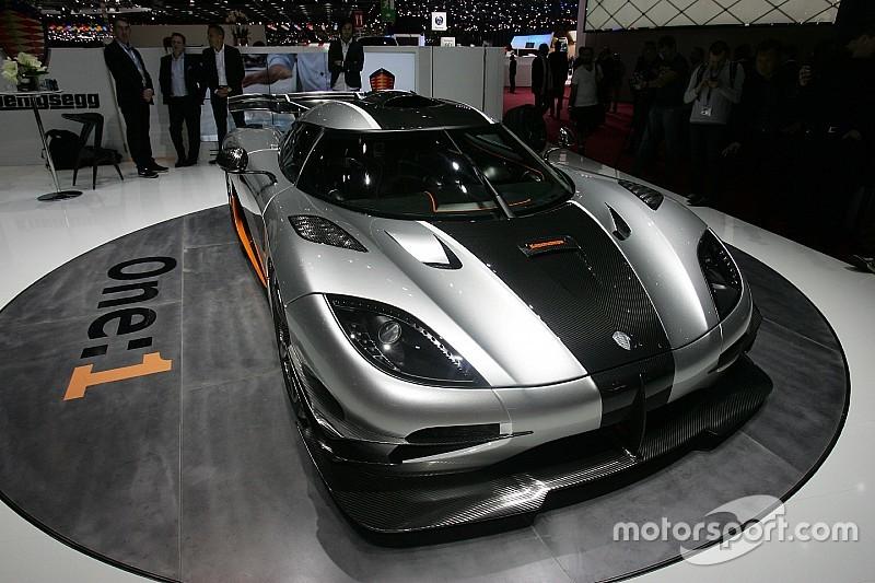 Castrol protegge il cuore della Koenigsegg One:1