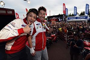 WSBK Actualités Rossi :
