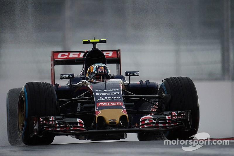 Verstappen et Sainz frustrés de leur première journée