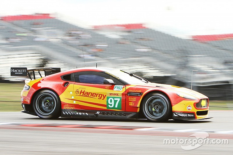 Aston Martin heads East for Asian leg of the WEC