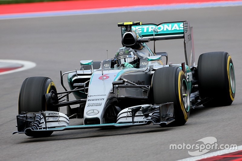 """Rosberg expecting """"a few surprises"""" after curtailed practice"""