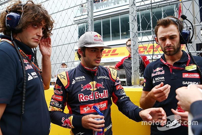 "Sainz: ""Avevo problemi ai freni dal ventesimo giro"""