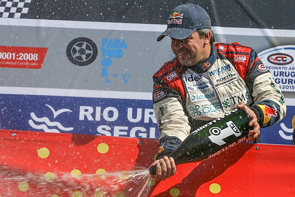 Fontana vuelve a ser ganador en Turismo Carretera