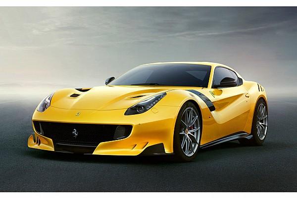 Ferrari F12tfd: la speciale con quattro ruote sterzanti!
