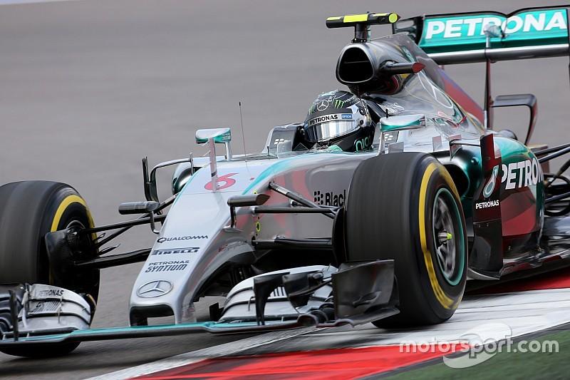 Mercedes says recent problems just