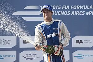 Formule E Contenu spécial Guide saison 2 - Evolution obligatoire pour le Team Aguri