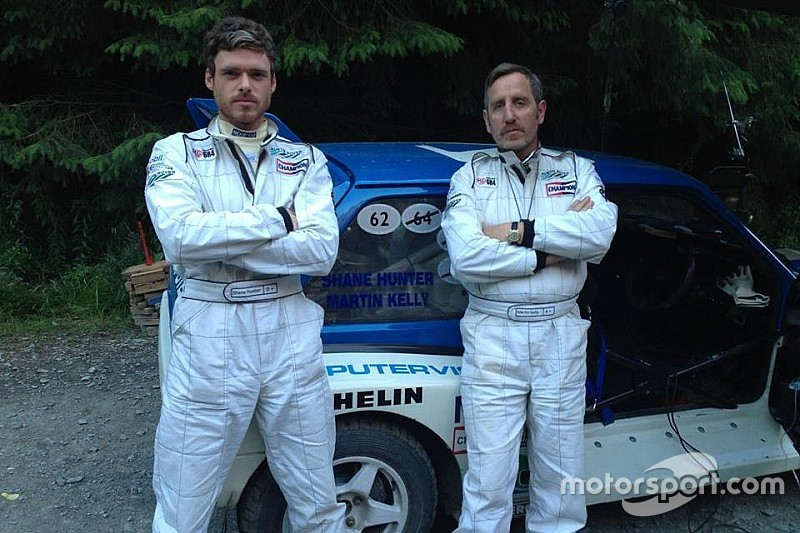 Group B, il film sul rally